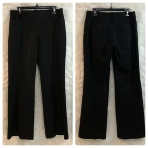The Limited 8 Reg Cassidy Fit Black Dress Pants
